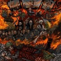 Hrust Kostilyo - Degradation. Manipulation. Mobilization 1 - fanzine