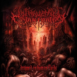 Intravenous Contamination - Drowned in Human Fluids 1 - fanzine