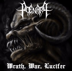Poenari - Wrath, War, Lucifer 1 - fanzine