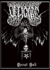 Veligore - Secret Cult 1 - fanzine