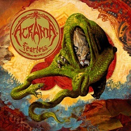 Acrania - Fearless 7 - fanzine