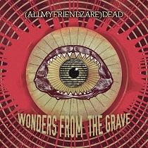 (AllMyFriendzAre)DEAD – Wonders From The Grave 1 - fanzine