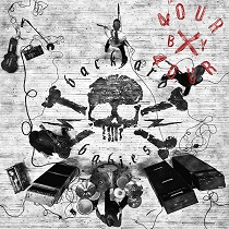 Backyard Babies - Four By Four 1 - fanzine