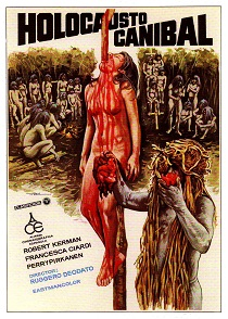 Cannibal Holocaust 1 - fanzine