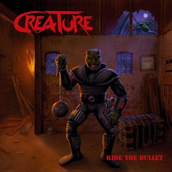 Creature - Ride The Bullet 1 - fanzine