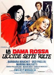 La Dama Rossa Uccide Sette Volte 1 - fanzine