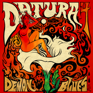 Datura4 - Demon Blues 12 - fanzine