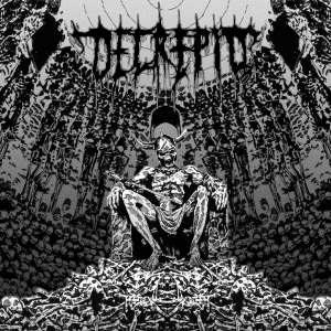 Decrepid - Osseus Empire 1 - fanzine
