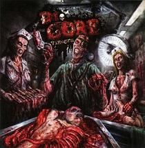 Dr. Gore - Viscera 1 - fanzine