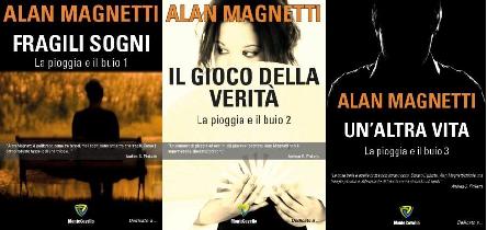 Alan Magnetti - La Pioggia e il Buio 1 - fanzine