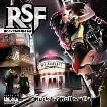 Rockstar Frame - Rock'n'Roll Mafia 1 - fanzine