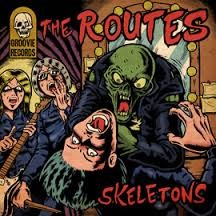 The Routes – Skeletons 12 - fanzine