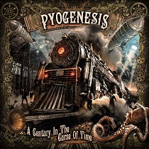 Pyogenesis -  A Century In The Curse Of Time 1 - fanzine