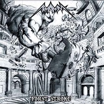 Armament - First Strike 9 - fanzine
