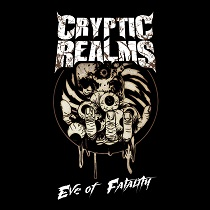 Cryptic Realms - Eve Of Fatality 1 - fanzine