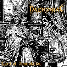 Daemoniac -  Lord of Immolation 1 - fanzine