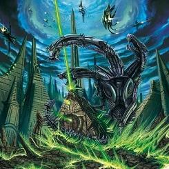 Dire Necro Cerberus  -  I 1 - fanzine
