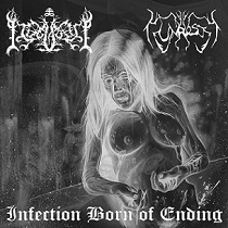 Idolatry / Unrest - Infection Born of Ending 11 - fanzine