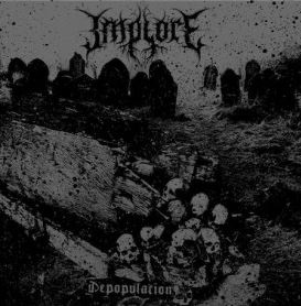 Implore - Depopulation 1 - fanzine