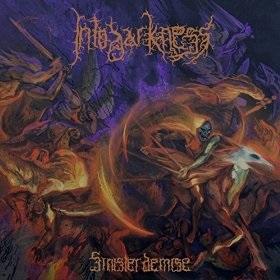 Into Darkness - Sinister Demise 1 - fanzine