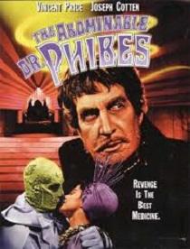 L'abominevole dottor Phibes 1 - fanzine