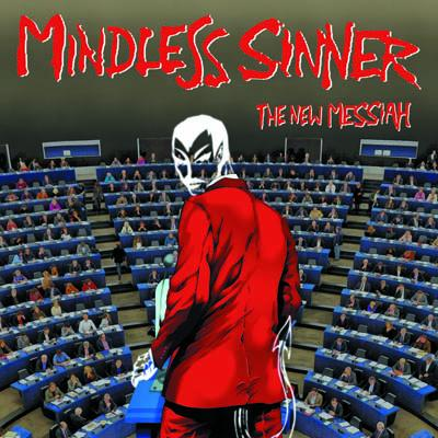 Mindless Sinner - The New Messiah 1 - fanzine