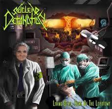 Nuclear Detonation - Living Dead, Sons Of The Lobotomy 2 - fanzine