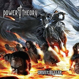 Power Theory - Driven By Fear 1 - fanzine