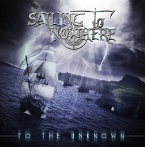 Sailing To Nowhere - To The Unknown 1 - fanzine