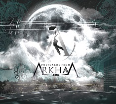 Postcards from Arkham - ÆØN5 12 - fanzine
