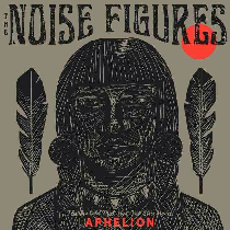 The Noise Figures - Aphelion 8 - fanzine