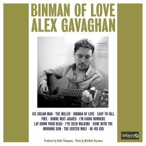 Alex Gavaghan - Binman Of Love 9 - fanzine