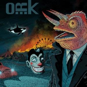 Ork - Inflamed Rides 1 - fanzine