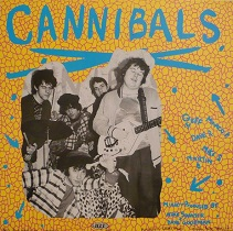 Please do not feed the animals, oops The Cannibals 1 - fanzine
