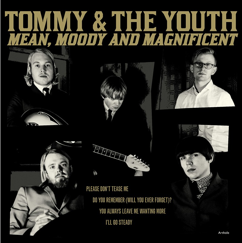 Tommy & The Youth – Mean, Moody and Magnificent 1 - fanzine
