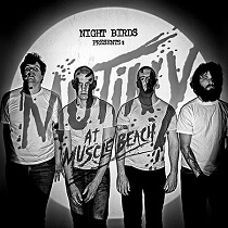 Night Birds – Mutiny At Muscle Beach 8 - fanzine