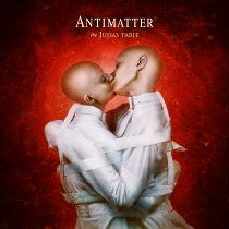 Antimatter – The Judas Table 1 - fanzine
