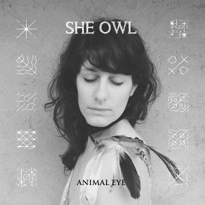 She Owl - Animal Eye 1 - fanzine