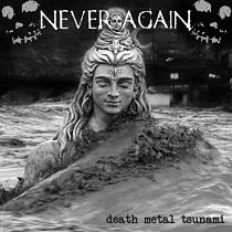 Never Again - Death Metal Tsunami 1 - fanzine