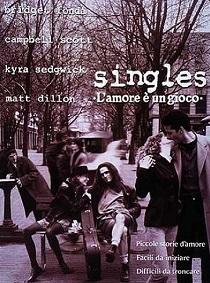 Singles- l'amore è un gioco 1 - fanzine