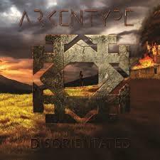 Arkentype - Disorientated 10 - fanzine