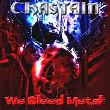 Chastain - We Bleed Metal 1 - fanzine