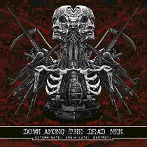 Down Among The Dead Man - Exterminate! Annihilate! Destroy! 1 - fanzine