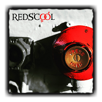 Reds' Cool - Press Hard 1 - fanzine
