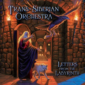 Trans Siberian Orchestra - Letters From The Labyrinth 1 - fanzine