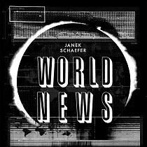 Janek Schaefer - World News 1 - fanzine