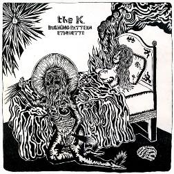 The K – Burning Pattern Etiquette 6 - fanzine