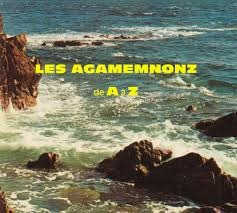 Les Agamemnonz - De A à Z 1 - fanzine