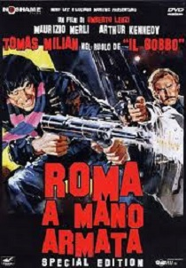 Roma a mano armata 2 - fanzine
