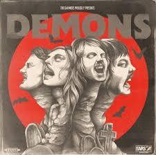 The Dahmers - Demons 12 - fanzine